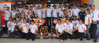 Red Bull Grand Prix of the Americas - Repsol Honda Team Picture