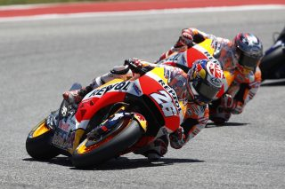 Dani Pedrosa and Marc Marquez - Red Bull GP of the Americas