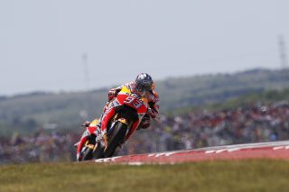 Marc Marquez and Dani Pedrosa- Red Bull GP of the Americas