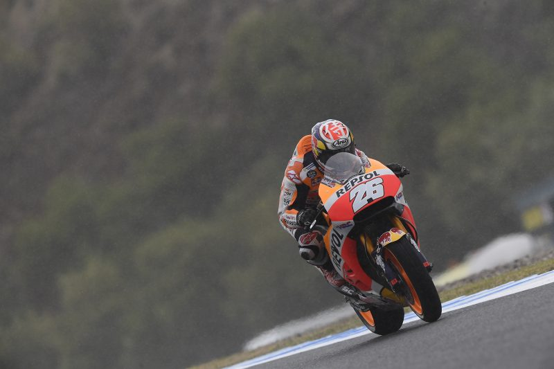 Pedrosa leads the way on day 1 at Jerez, Marquez concentrates on race pace