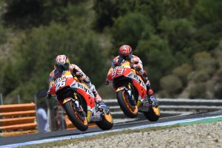 Pedrosa and Marquez - Spanish GP 2017