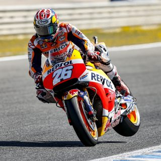 Dani Pedrosa - Jerez post race test