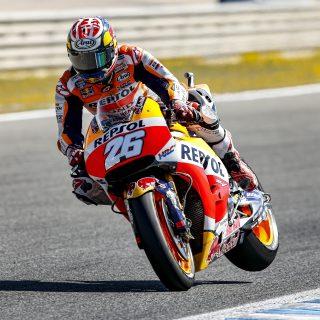 Dani Pedrosa - Jerez post race test