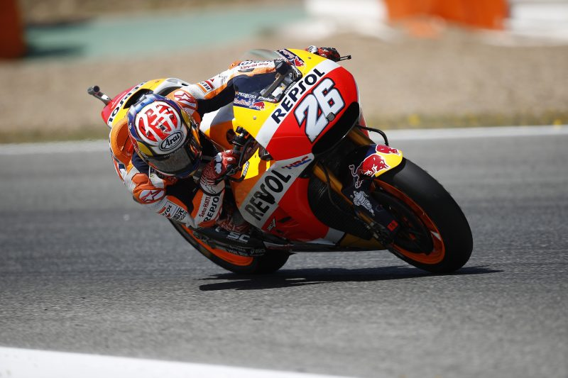 Positive day of testing for Repsol Honda in Jerez