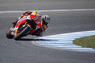Marc Marquez - Jerez post race test