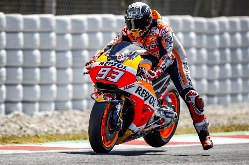 Repsol Honda complete positive Catalunya weekend with Monday post-race test