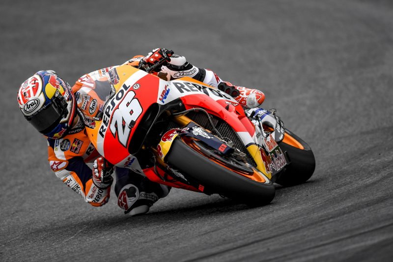 Positive start to the weekend for the Repsol Honda Team at the Red Bull Ring Circuit