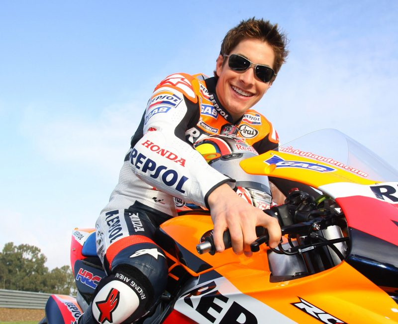 Meet Marc Marquez and Dani Pedrosa at Misano, and support Nicky Hayden Memorial Fund