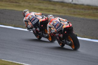 Pedrosa and Marquez - Motegi