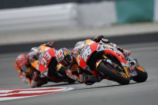 Pedrosa and Marquez - Sepang