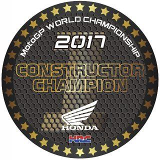 2017 CONSTRUCTOR CHAMPION