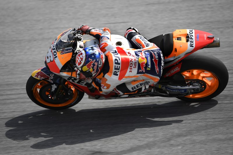 Productive three-day test for the Repsol Honda Team concludes in Malaysia