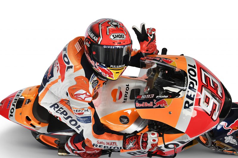 Honda Racing Corporation Renews Contract with Marc Márquez for Two Years
