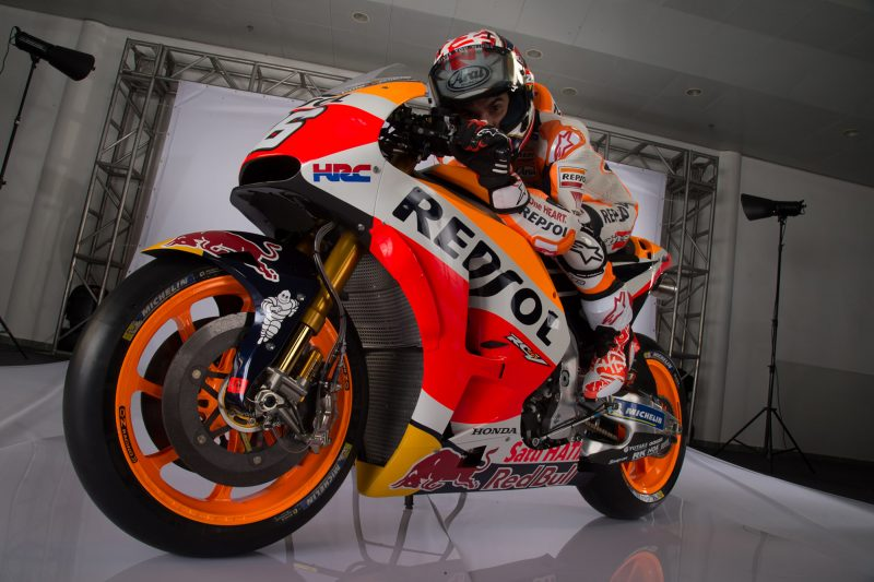 Marc Marquez and Dani Pedrosa ready for final 2018 pre-season test