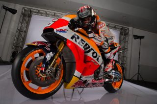 Dani Pedrosa - Making of video