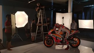 Marc Marquez - Making of video