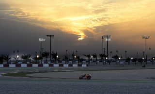 Qatar test day 1