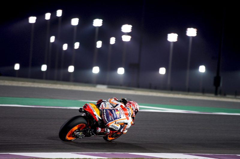 2018 MotoGP season gets underway in Qatar