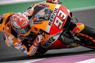 Marc Marquez - Qatar GP