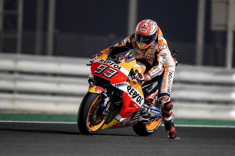 2018 Motogp Season Gets Underway In Qatar