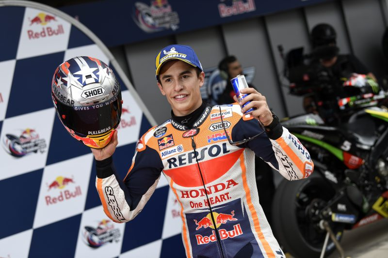 Marquez takes pole position at Austin, but will start from fourth on the grid, Pedrosa grabs a third-row start