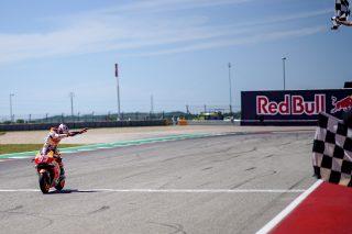 Marc Marquez - Austin race