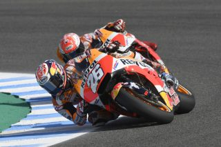 Pedrosa and Marquez - Spanish GP