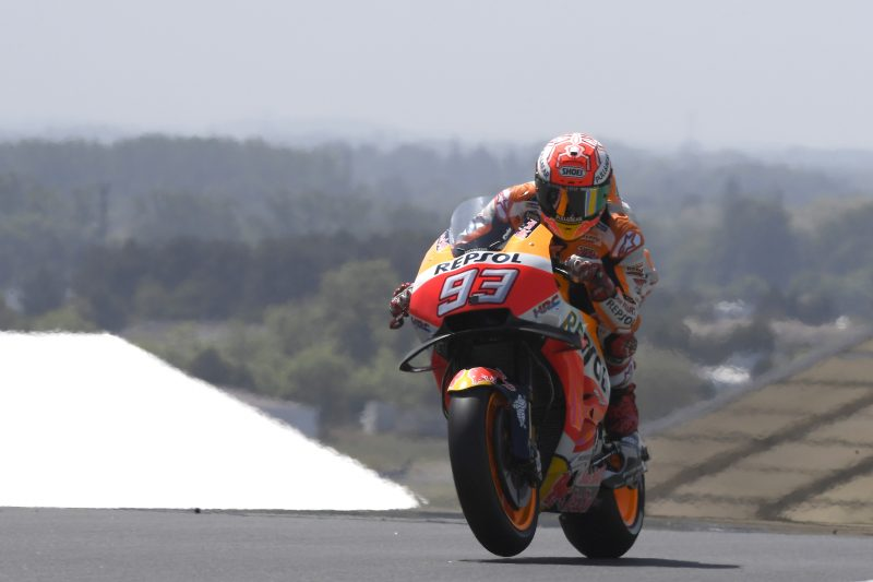 Confident start to the French Grand Prix for the Repsol Honda Team
