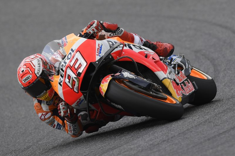 Positive start to the Italian GP for Marquez, Pedrosa looks to improve