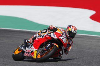 Dani Pedrosa - Italian GP