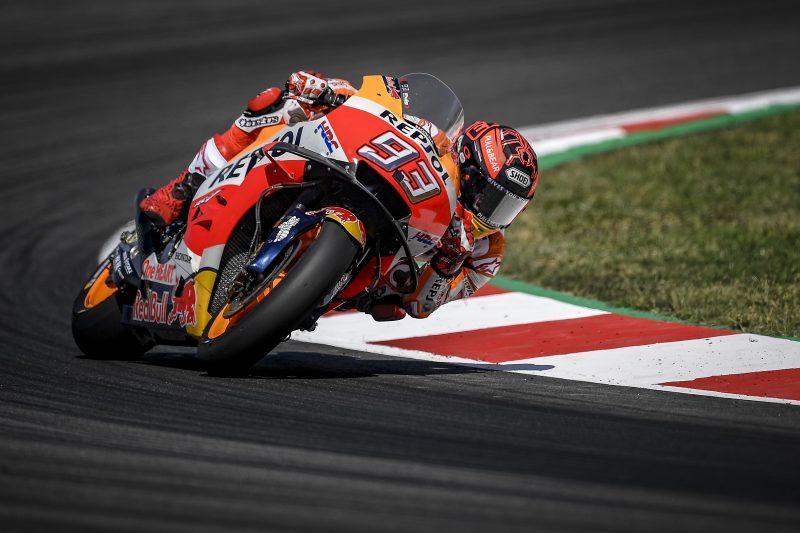 Repsol Honda conclude test in Catalunya with Marquez top and Pedrosa seventh
