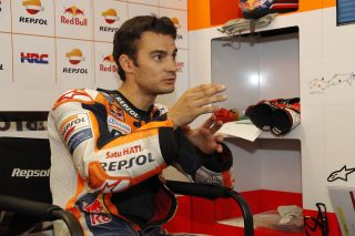 Dani Pedrosa - Dutch GP