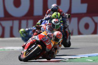 Marc Marquez - Dutch GP