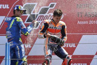 Rins and Marquez - Dutch GP
