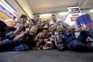 Marquez Team - Dutch GP