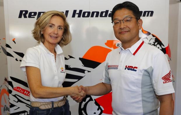 Repsol And Honda Renew Motogp Alliance To Reach 25 Year Anniversary