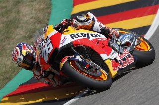 Dani Pedrosa - German GP