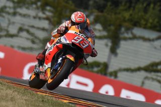 Marc Marquez - German GP