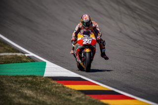 Dani Pedrosa - German GP
