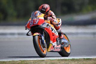 Marc Marquez - Brno Test