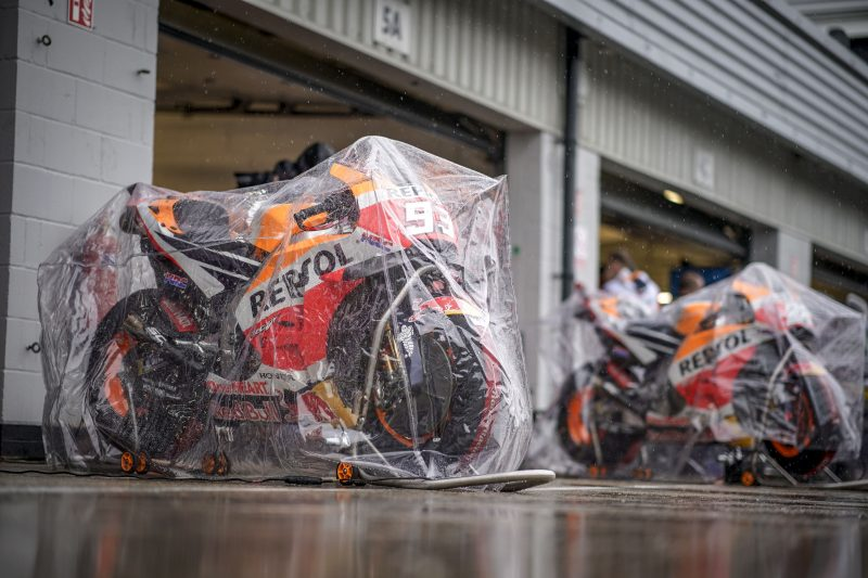 British GP cancelled due to bad weather