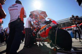 14 GP Aragón 20, 21, 22 y 23 de septiembre de 2018, circuito de