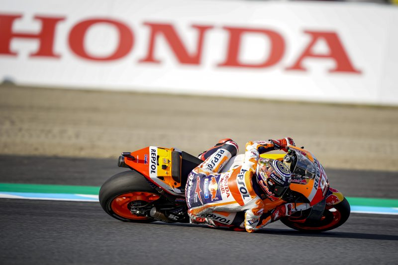 Tomorrow to be Marc Marquez's first chance to clinch 2018 MotoGP Title, at Japanese Grand Prix