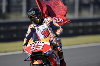 Marc Marquez - 2018 World Champion