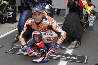 Marc Marquez - Australian GP - Pole Position