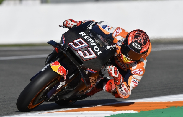 Repsol Honda Team Kick Off 2019 Season With The First Of Two Days Of