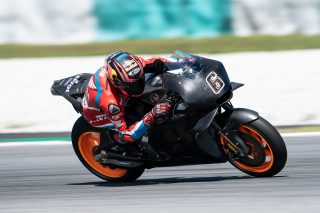 Stefan Bradl Day One Sepang