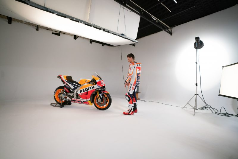 VIDEO – Repsol Honda Team preparations complete ahead of Qatar Test