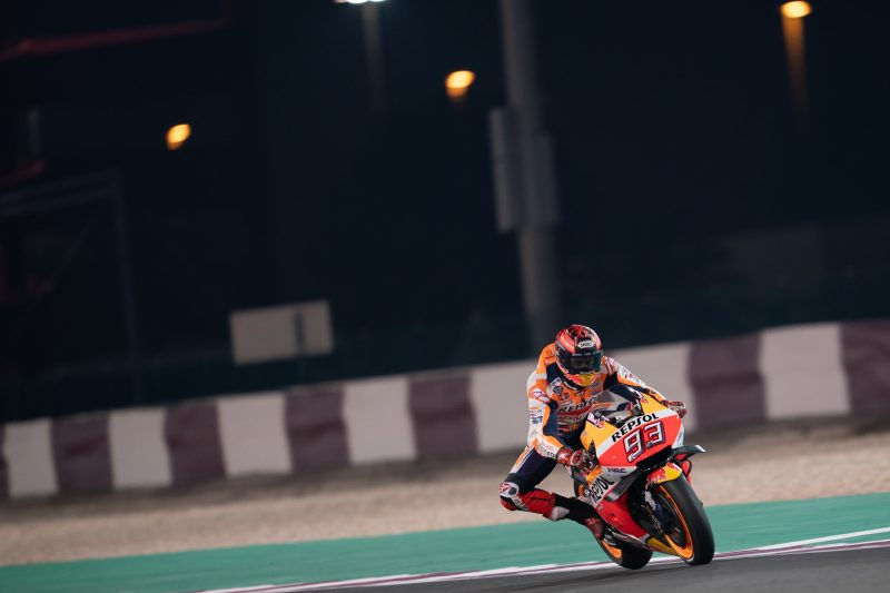 Productive penultimate test day for Repsol Honda Team
