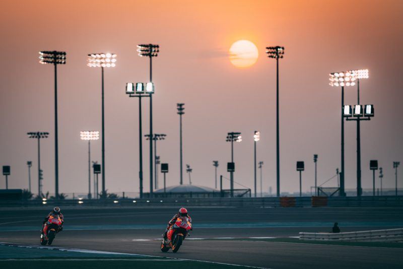 Repsol Honda Team satisfied as pre-season testing ends
